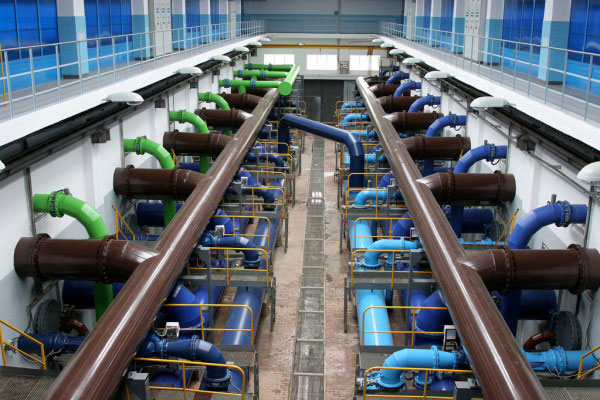 Pumping Equipment for Water Treatment